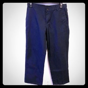 Dickies work pant flat front chinos